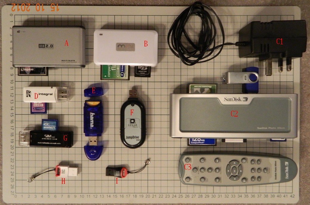 Pluscom sim card reader